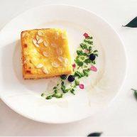 街头流行美食~【岩烧乳酪】