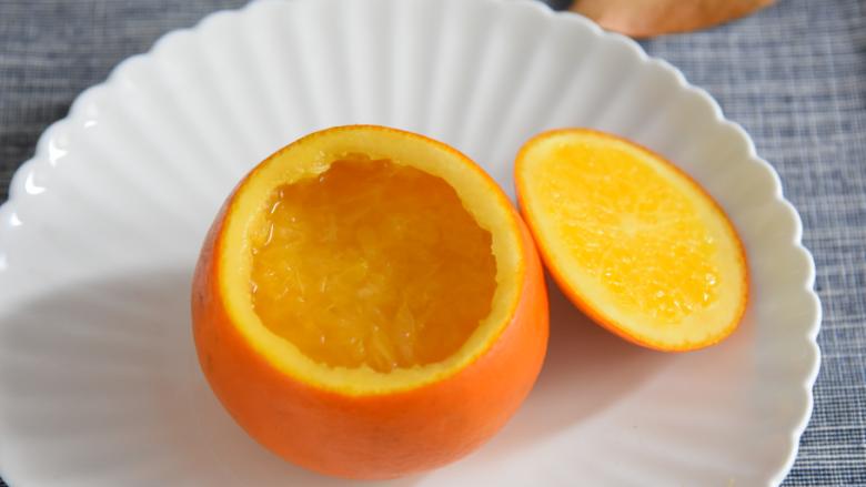 最好的止咳方法——盐蒸橙子