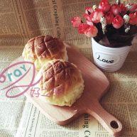 手揉菠萝包~家庭烘焙基础课之面包课程