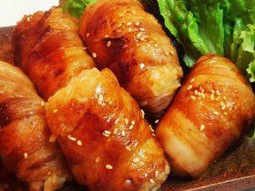 日式烧肉寿司卷