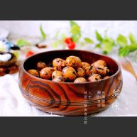 普洱茶卤鹌鹑蛋(王氏私房菜)