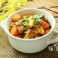 电饭煲版咖喱牛腩