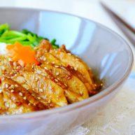 秘制鸡腿饭,好吃又营养,简单还兼具颜值~