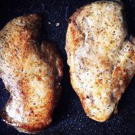 自制香煎鸡胸肉