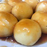 日式酱油丸子