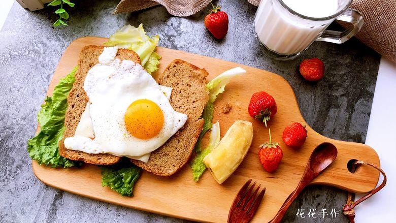 英式快手营养早餐