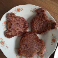 大薯肉煎饼