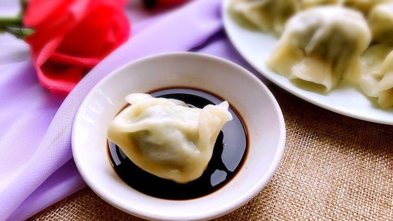 茴香饺子,最美的遇见