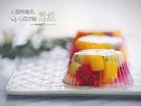 缤纷水果冻