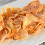 薯片厂家都急坏了,2分钟学会这款香辣薯片