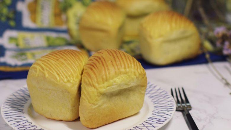 红薯酥皮小面包