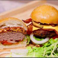 京味猪肉汉堡