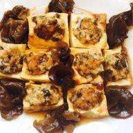 木耳豆腐盒子