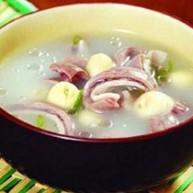 白胡椒煲猪肚汤