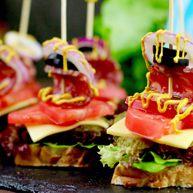 开放三明治