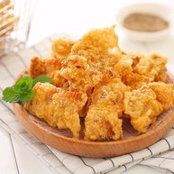 火锅店的酥肉吃不够?在家也能做的美味零食