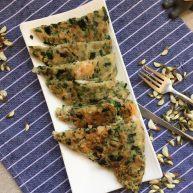 槐树花海鲜饼