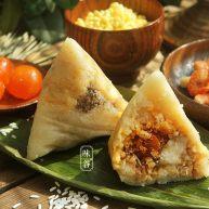 粤式海鲜咸肉粽