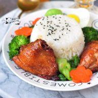 醬香雞肉飯