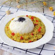 咖喱土豆盖饭