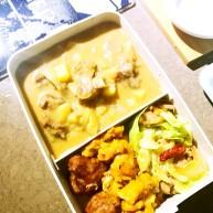 牛仔骨咖喱饭