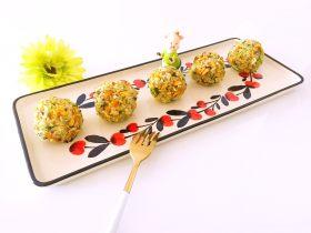 西蘭花紫菜飯團