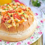披萨派对面包