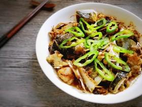 蒜香豆豉蒸鱼头