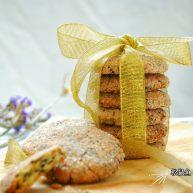 法式昆布芝麻酥饼