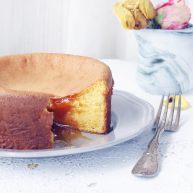 蜂蜜流心凹蛋糕