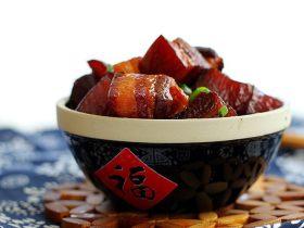 快速电锅版东坡肉