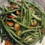 干煸长豇豆