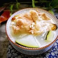 筒骨薏米冬瓜汤
