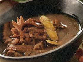 猪腰参芪芡汤