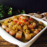 剁椒土豆蒸五花肉