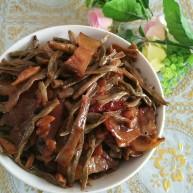 熏肉炒豆角