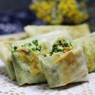 韭菜盒子(春卷版)