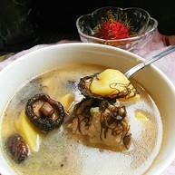 发菜土豆骨头汤
