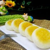 苦瓜发面饼