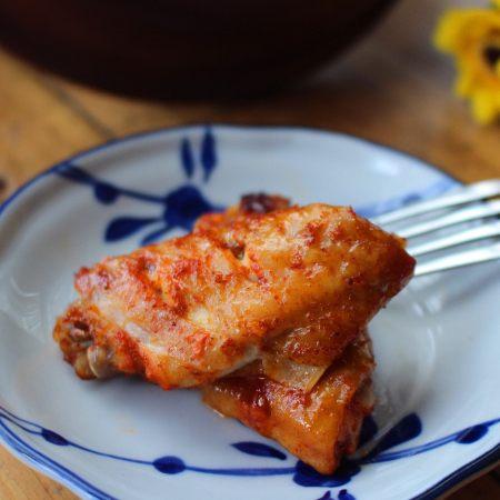 健康美味的无烟烧烤 - 坤博砂锅烤鸡翅