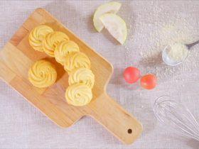 黄油曲奇-自制零食