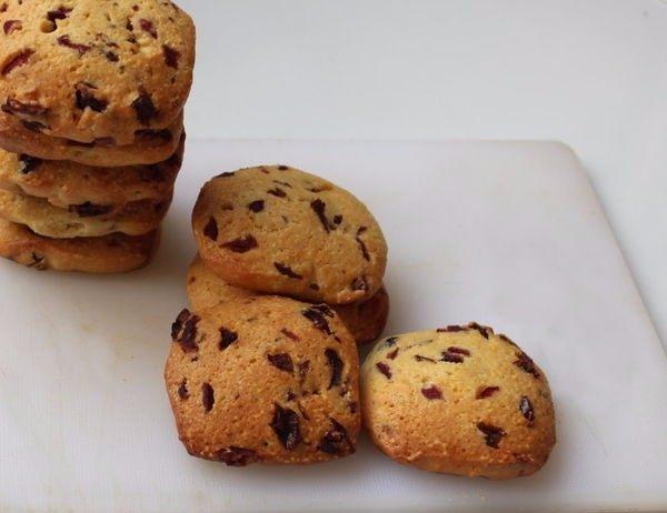 蔓越莓玉米粉饼干 Zaletti