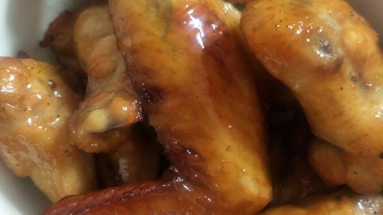 秘制鸡腿+鸡翅+吃鸡