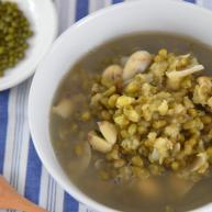 做绿豆汤也有小诀窍,加它立马变香糯!