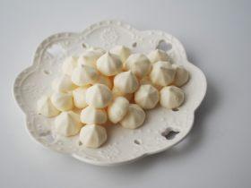 只用蛋清的美味烘焙   酸奶溶豆