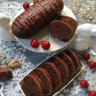 巧克力酱夹心面包