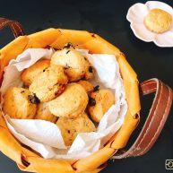 绝佳的英式下午茶点心——司康烤饼