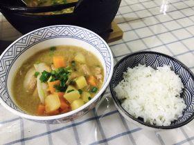 深夜食堂味增豚肉汤