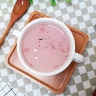 牛奶糯米粥