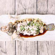美味过桥桂鱼